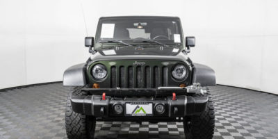 Used 2011 Jeep Wrangler Unlimited Sport 4x4 SUV For Sale