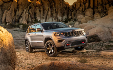 2021 Jeep Grand Cherokee Says Goodbye With 80th