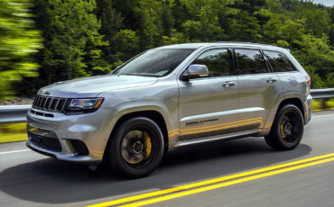2022 Jeep Grand Cherokee The Released Colors Concept