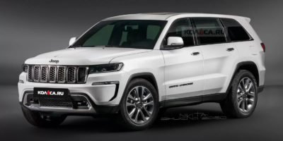 Here 39 s A Take On How The 2021 Jeep Grand Cherokee Might