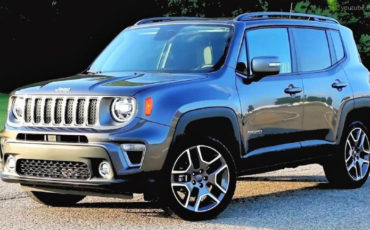 2019 Jeep Renegade Limited Enhanced Performance And Fuel