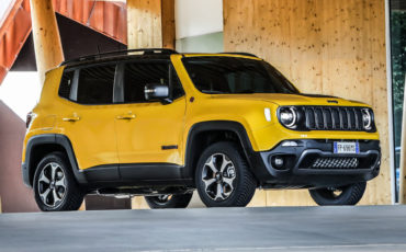 2018 Jeep Renegade Trailhawk Wallpapers And HD Images