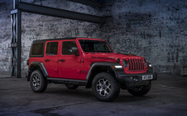 Jeep Launches UK Only Limited Edition Wrangler 1941